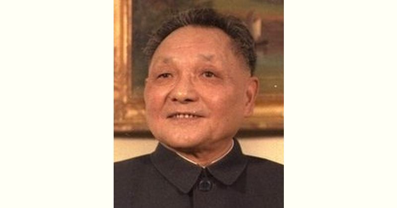 Deng Xiaoping Age and Birthday