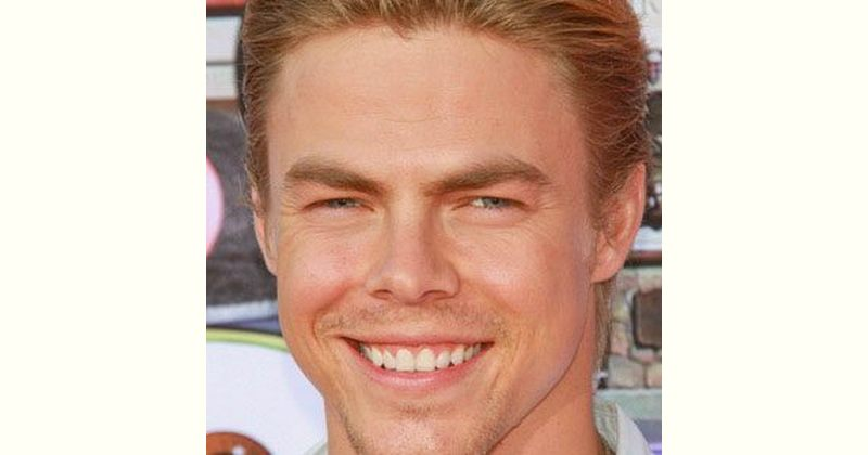 Derek Hough Age and Birthday