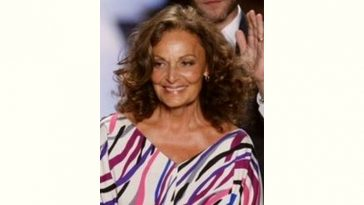 Diane von Furstenberg Age and Birthday