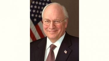 Dick Cheney Age and Birthday