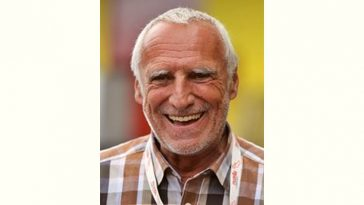 Dietrich Mateschitz Age and Birthday