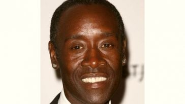 Don Cheadle Age and Birthday