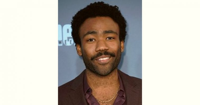 Donald Glover Age and Birthday