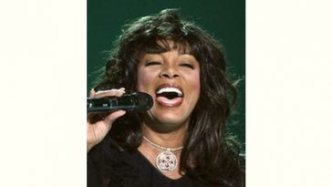 Donna Summer Age and Birthday