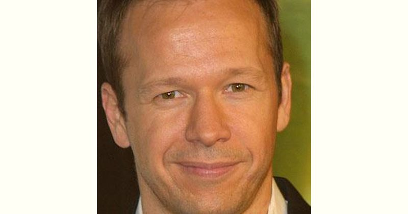 Donnie Wahlberg Age and Birthday