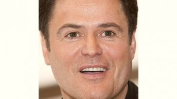 Donny Osmond Age and Birthday