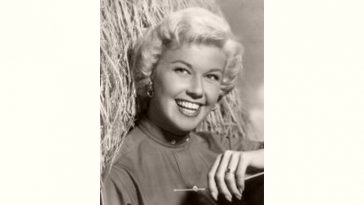 Doris Day Age and Birthday