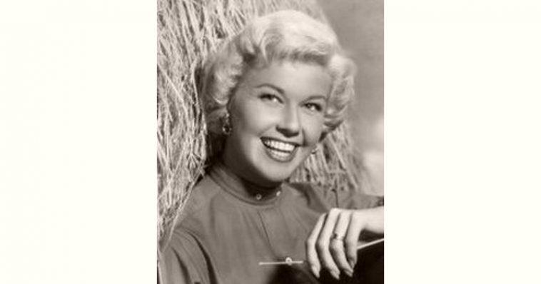 Doris Day Age and Birthday