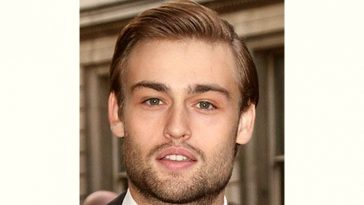 Douglas Booth Age and Birthday