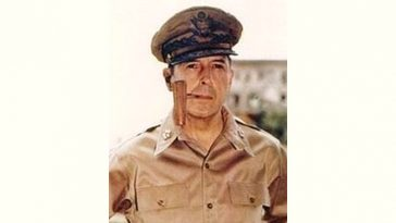 Douglas MacArthur Age and Birthday