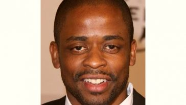 Dule Hill Age and Birthday
