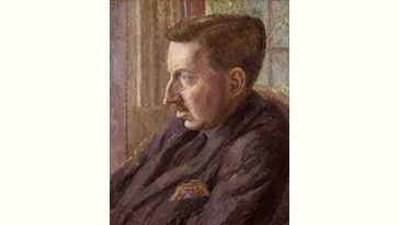 E. M. Forster Age and Birthday