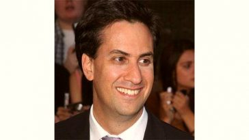 Ed Miliband Age and Birthday