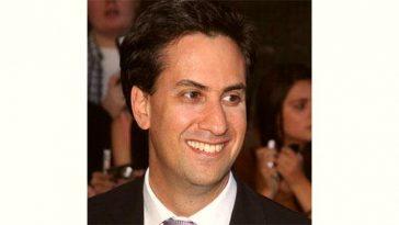 Ed Miliband Age and Birthday