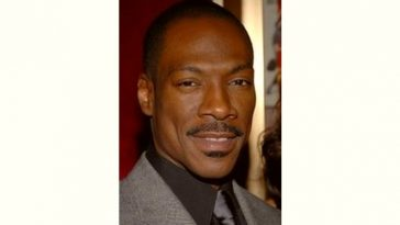 Eddie Murphy Age and Birthday