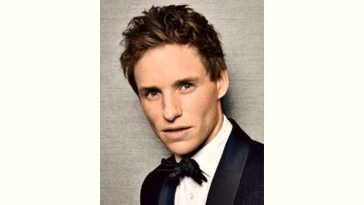 Eddie Redmayne Age and Birthday