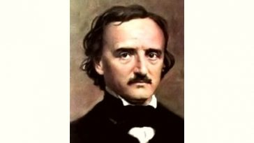 Edgar Allan Poe Age and Birthday
