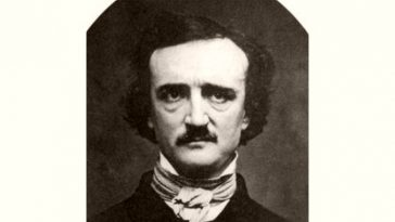 Edgar Poe Age and Birthday