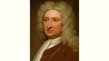 Edmond Halley Age and Birthday