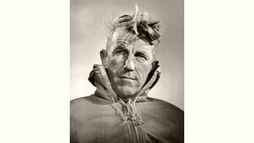 Edmund Hillary Age and Birthday