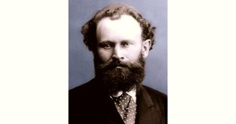 Edouard Manet Age and Birthday