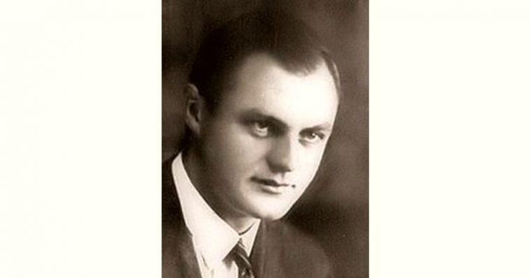 Eduard Wirths Age and Birthday