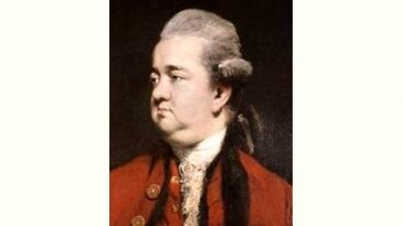 Edward Gibbon Age and Birthday