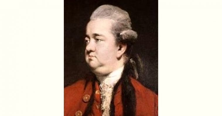 Edward Gibbon Age and Birthday