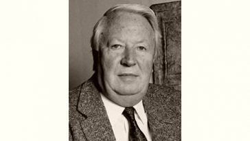 Edward Heath Age and Birthday