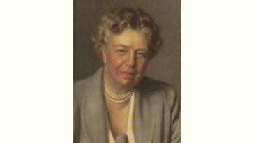 Eleanor Roosevelt Age and Birthday