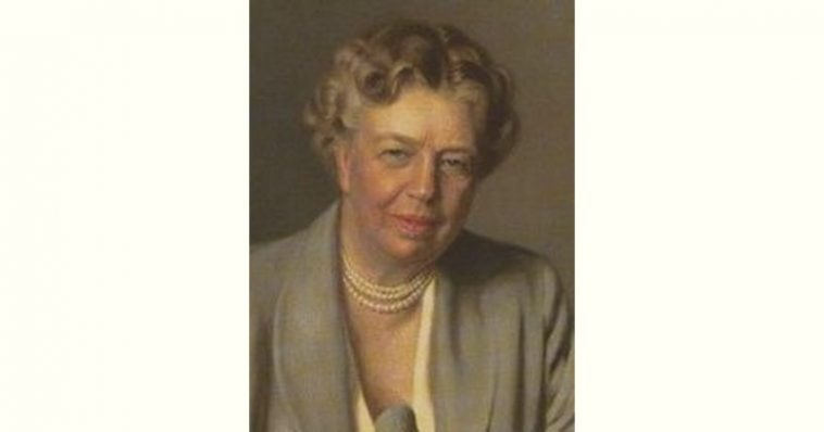 Eleanor Roosevelt Age and Birthday