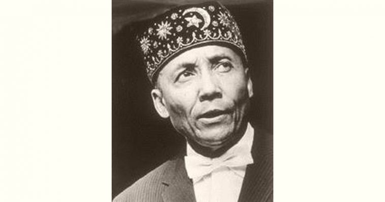 Elijah Muhammad Age and Birthday