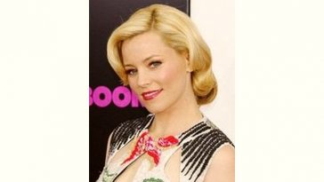 Elizabeth Banks Age and Birthday