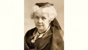 Elizabeth Cady Stanton Age and Birthday