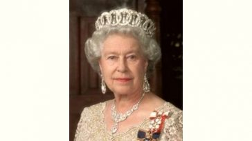 Elizabeth II Age and Birthday