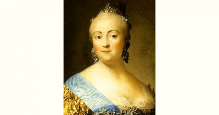Elizabeth of Russia Age and Birthday