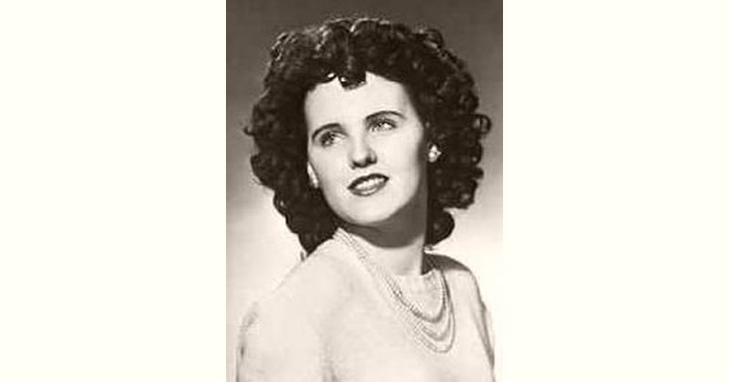 Elizabeth Short Age and Birthday