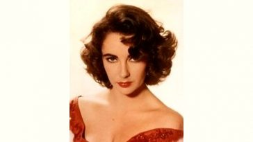 Elizabeth Taylor Age and Birthday