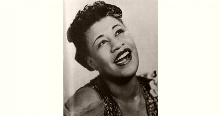 Ella Fitzgerald Age and Birthday