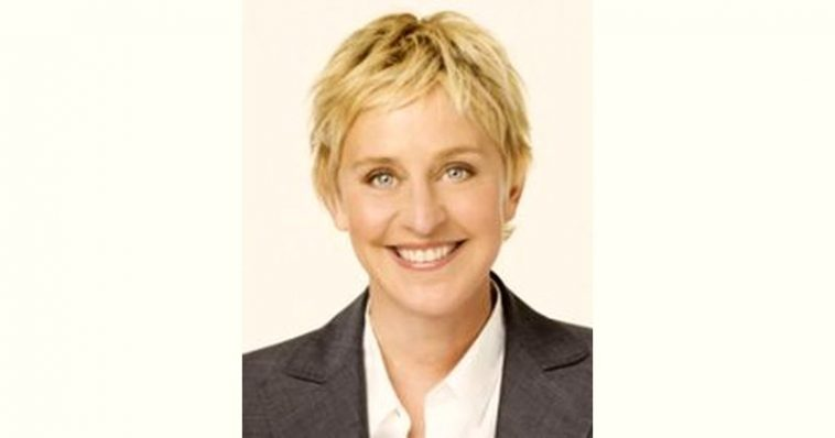 Ellen DeGeneres Age and Birthday