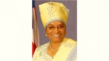 Ellen Johnson-Sirleaf Age and Birthday
