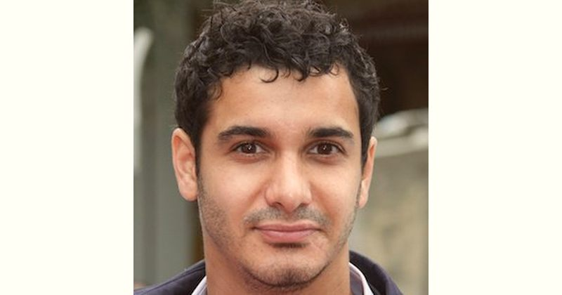Elyes Gabel Age and Birthday