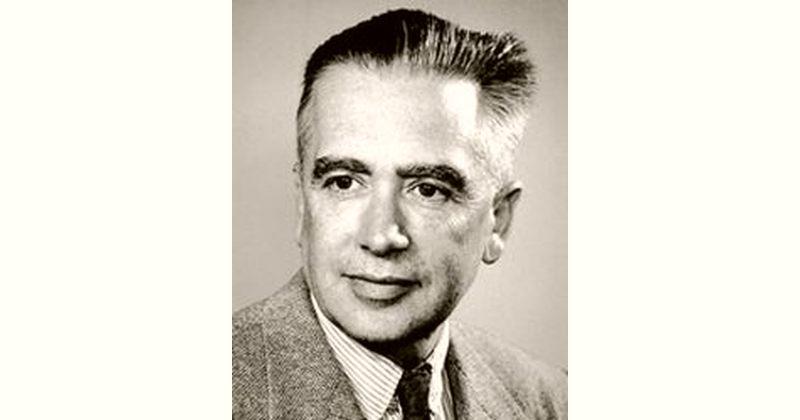 Emilio G. Segrè Age and Birthday