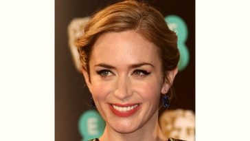 Emily Blunt Age and Birthday