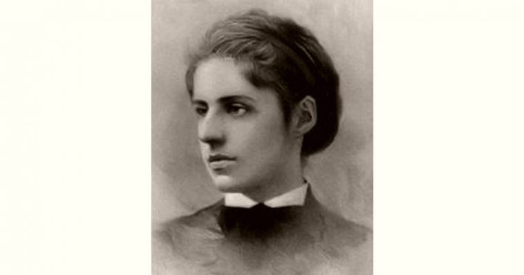 Emma Lazarus Age and Birthday
