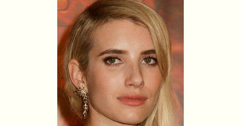 Emma Roberts Age And Birthday BirthdayAge.com
