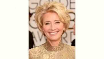 Emma Thompson Age and Birthday