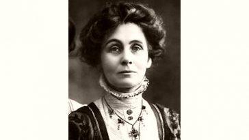 Emmeline Pankhurst Age and Birthday