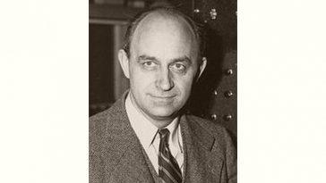Enrico Fermi Age and Birthday