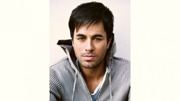 Enrique Iglesias Age and Birthday